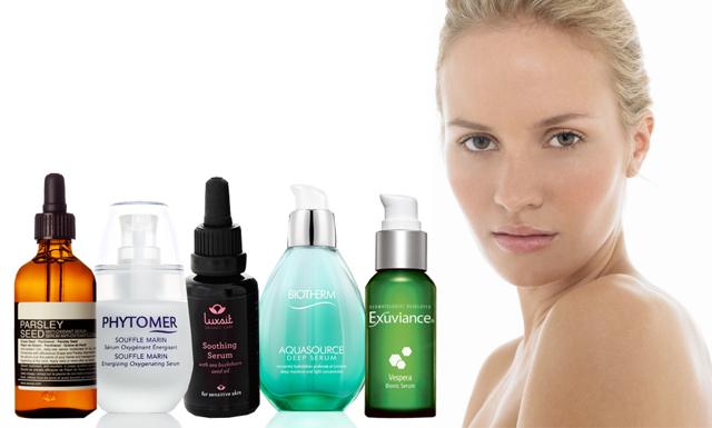 Bäst i test: 5 effektiva serum som fungerar