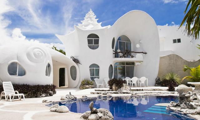 De 10 mest fantastiska boendena du kan hyra på Airbnb