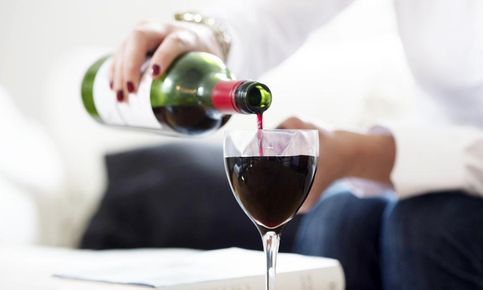 Rott vin