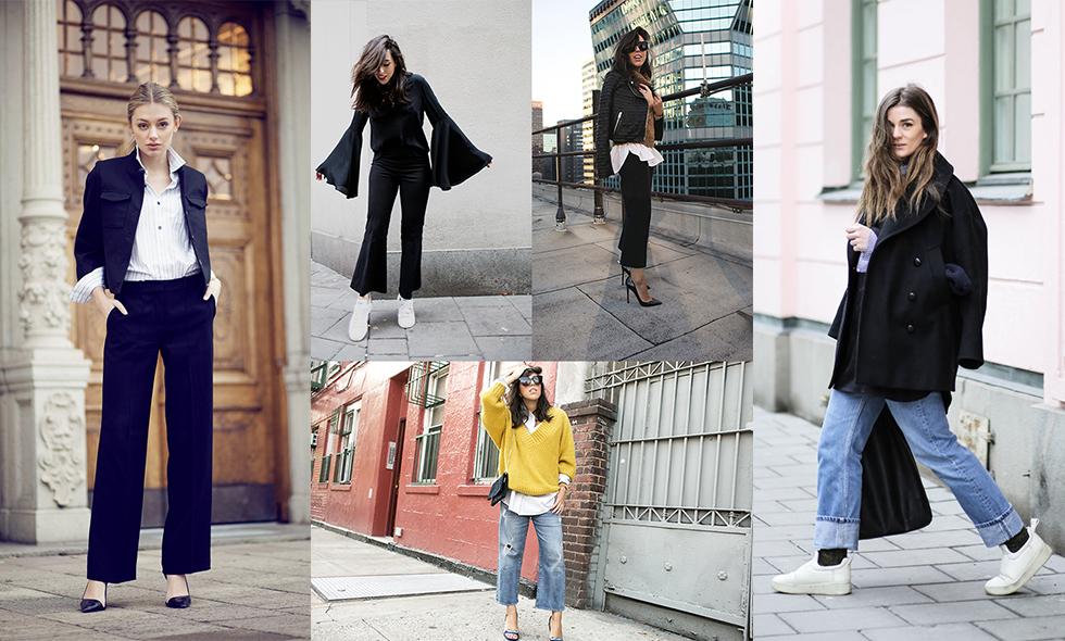 Modebloggarnas favorittryck