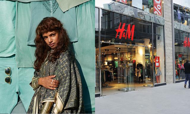 H&M samlar in 1000 ton kläder tillsammans med artisten M.I.A.