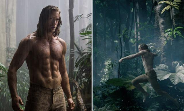 Nya trailern till Tarzan – Alexander Skarsgård är hunkigare än någonsin