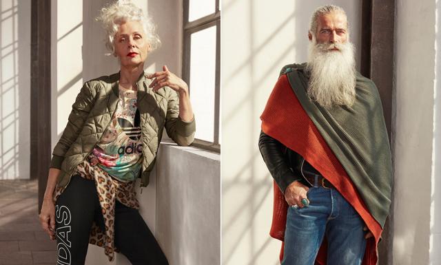 Åhlens visar att mode inte har någon ålder