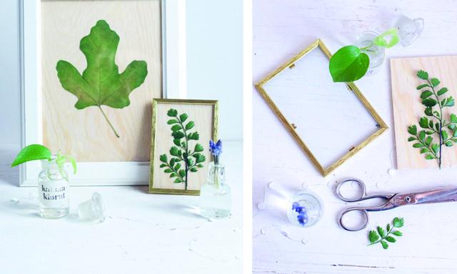 Creatives Sandra Hjort tipsar om 5 enkla sätt att skapa din egen konst