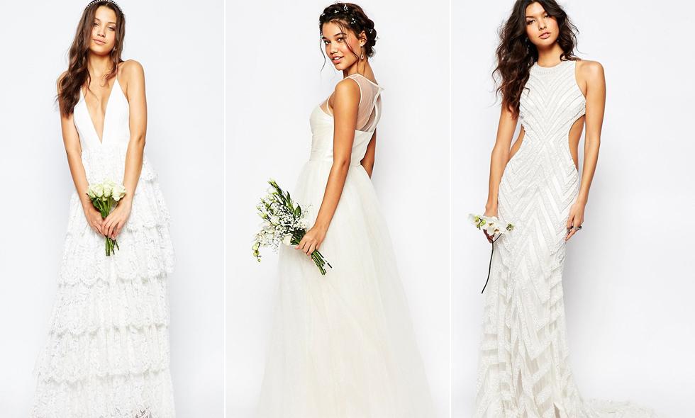 Asos släpper efterlängtad bröllopskollektion våren 2016