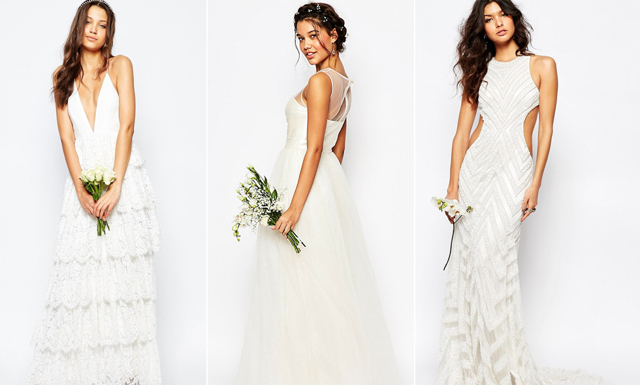 I dag släpper Asos bröllopskollektion – med priser från 800 kronor