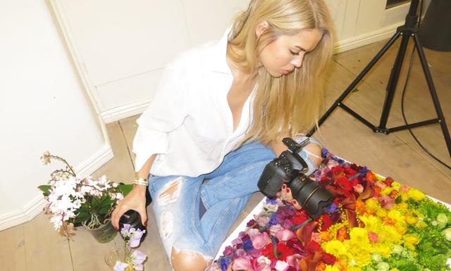 """Mitt Modeliv möter Clara Hallencreutz: """"Jag har 57 nattlinnen"""""""