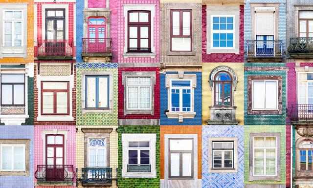 Vackrare fönster och dörrar har vi aldrig tidigare sett