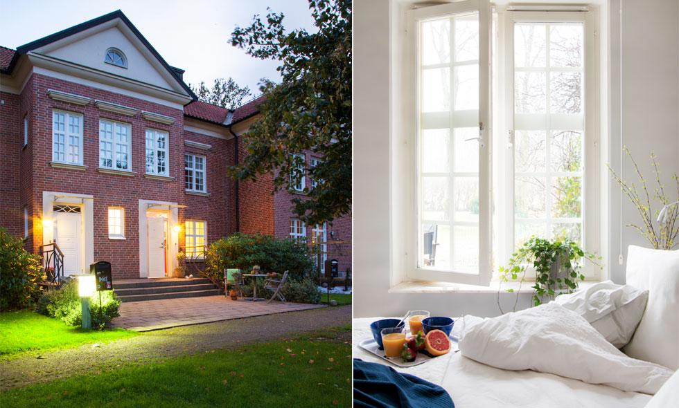 Lägenheten i Helsingborg har allt vi någonsin kunnat drömma om