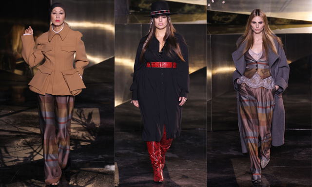 H&M bjöd på mångfald och en fantastisk kollektion i Paris