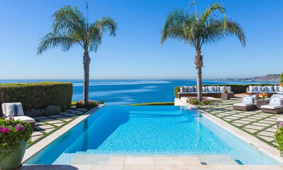 Gigi Hadids barndomshem i Malibu är till salu för 159 miljoner