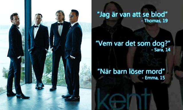 Vi hyllar Kent med bandets mest felhörda låtar – genom tiderna