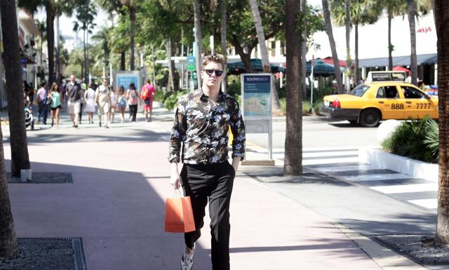 WEBB-TV: Moderedaktören Martin Hansson tar oss med till magiska Miami