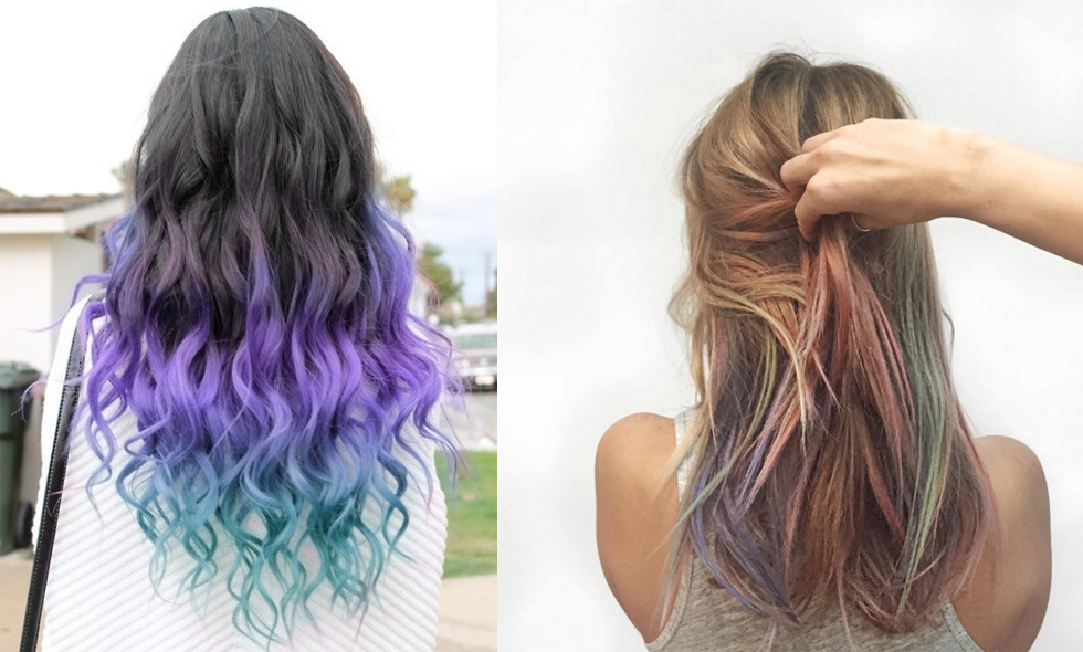 mermaid-harfarg-trender-skonhet-pinterest-2016
