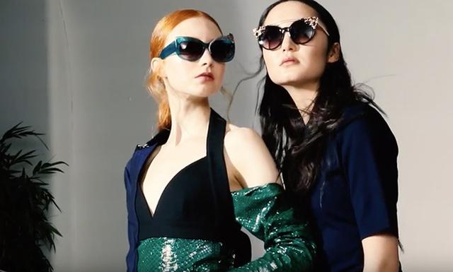 WEBB-TV: Modechefen Pamela Bellafesta visar vårens it-plagg