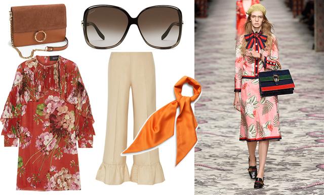 Inspireras av modehusen för en nördigare stil