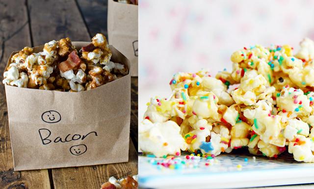 Uppdatera lördagsmyset – 7 kreativa och smarriga popcornrecept