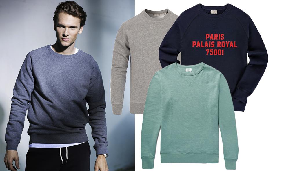 Sweatshirten gör dig snyggare i vår – 12 suveräna alternativ