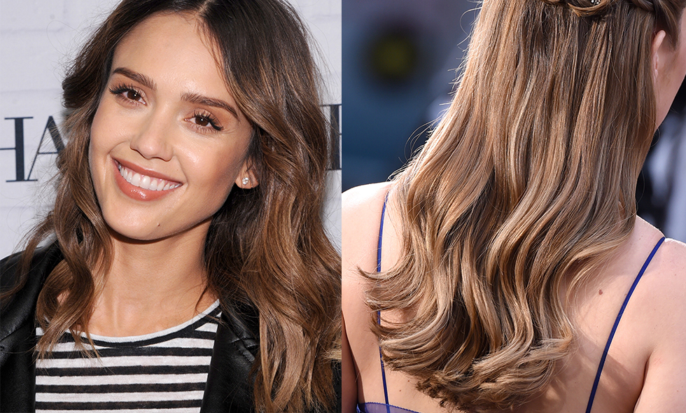 En ny hårtrend växer fram våren 2016 – strobing för håret känns helt rätt