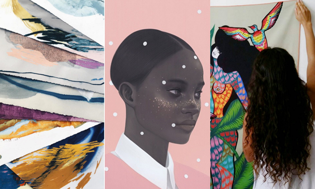 6 kvinnliga konstnärer på Instagram som alla borde följa