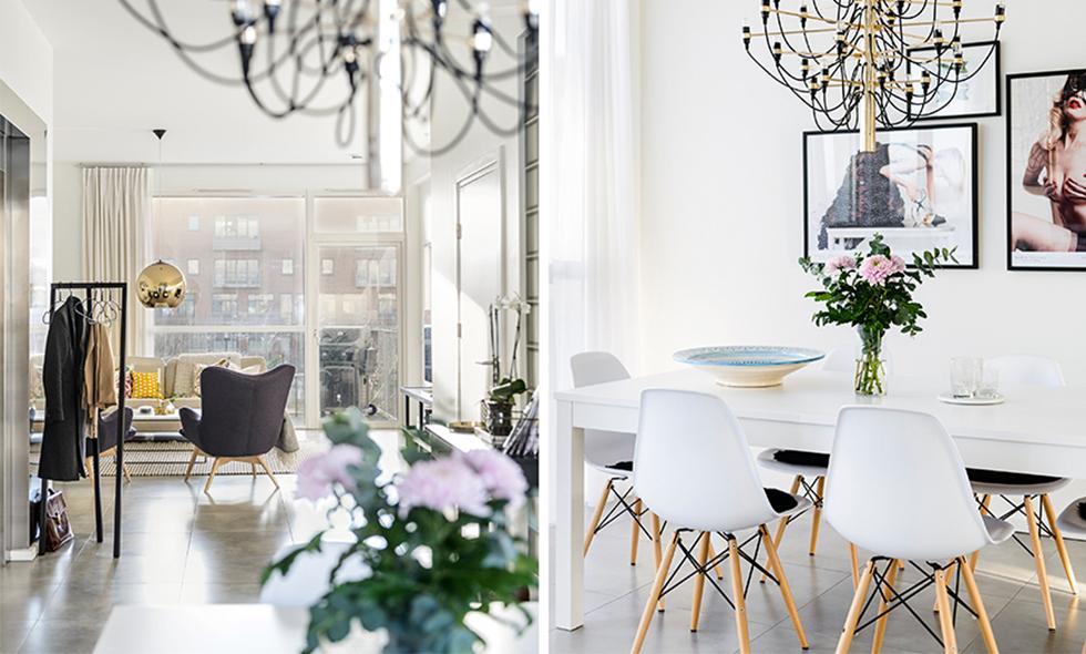Malmös finaste lägenhet – med hiss, takterrass med overklig havsutsikt