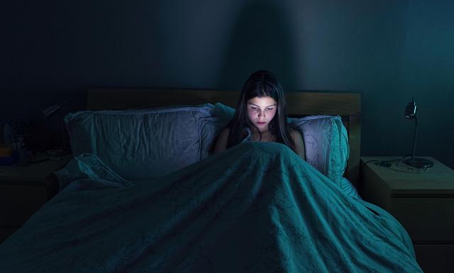 Iphones nya updatering hjälper dig att somna