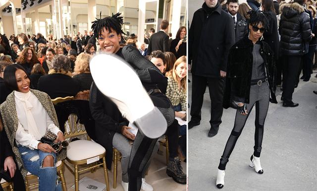 Kändisens 15åriga dotter utsedd till ambassadör för Chanel