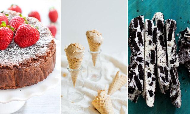 6 himmelskt goda desserter som du fixar på ett kick