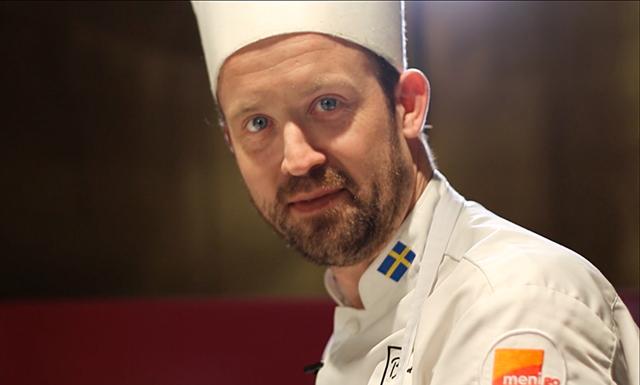 WEBB-TV: 16 snabba med stjärnkocken Alexander Sjögren