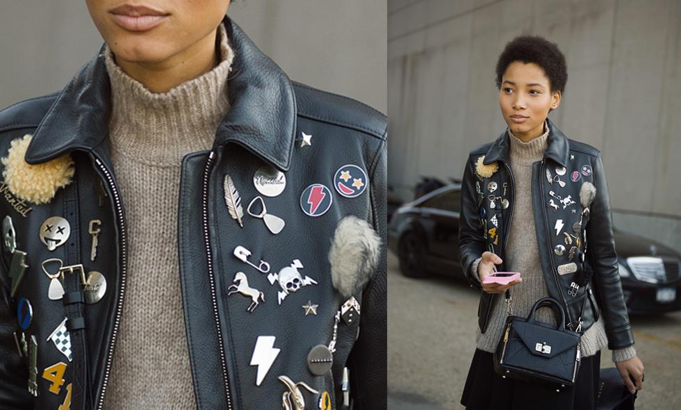 Pins och patches – ett tufft och enkelt sätt att förnya din garderob