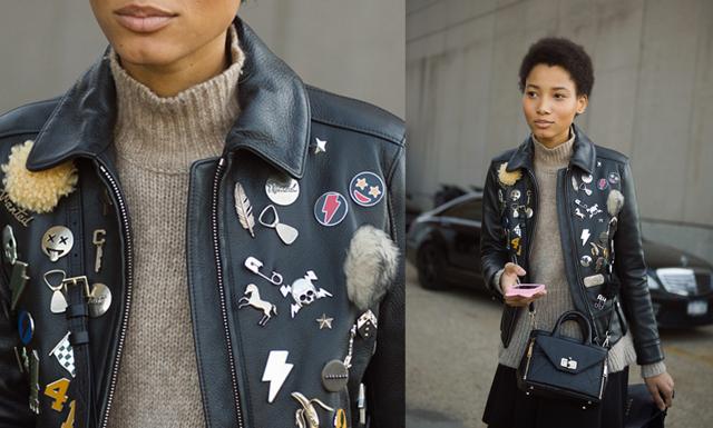 Pins och patches – ett tufft sätt att förnya din garderob