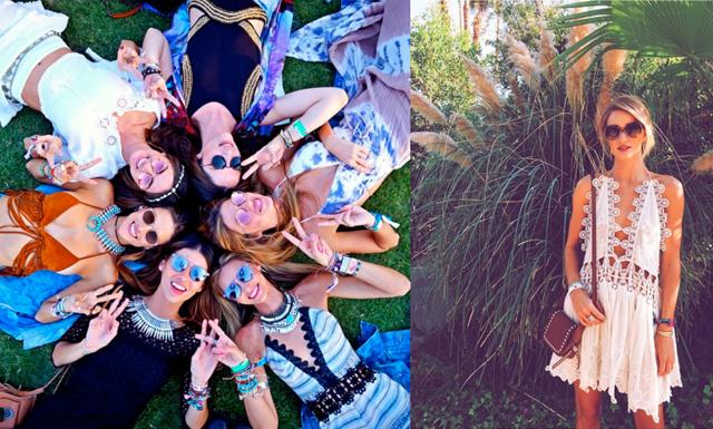 Här är kändisarna du ska följa för att få det senaste från Coachella