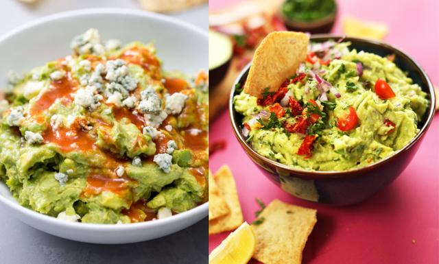 4 supergoda varianter av guacamole som är perfekta att testa i helgen