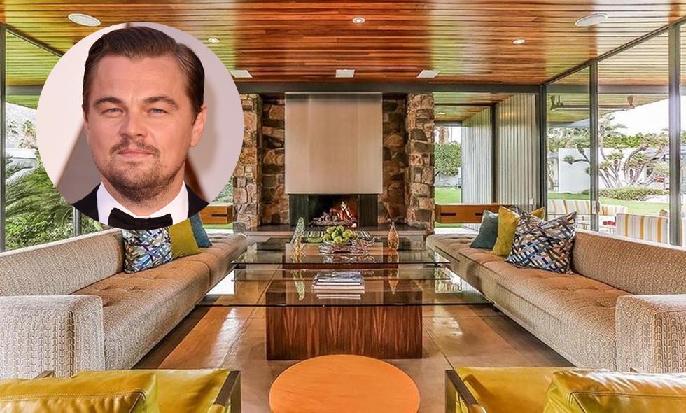 Nu kan du hyra Leonardo DiCaprios hem i Palm Springs