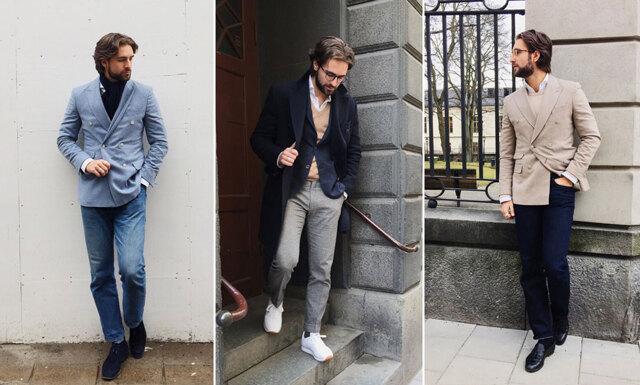 Inspireras av Philip Conradsson snygga stil – 6 träffsäkra looks
