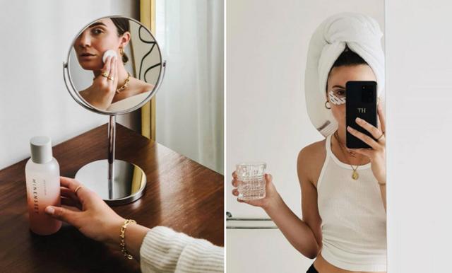 8 saker de flesta av oss gör fel när vi tvättar ansiktet