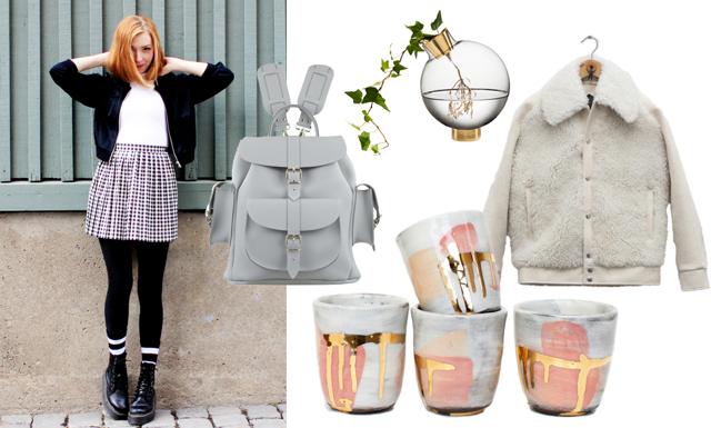 Sandra Beijer listar sina favoritsaker i vår – allt i härlig pastell