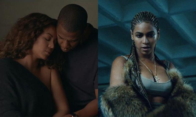 Beyoncé  om otrohet och rasism i nya visuella albumet Lemonade