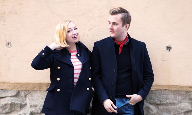 Sandra Beijer och Gustav Broström svarar på lyssnarfrågor i nya podden
