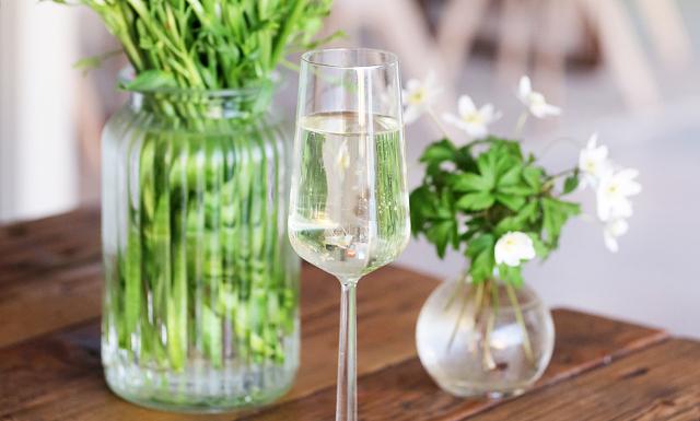 Forskning: Därför ska du välja mousserande vin