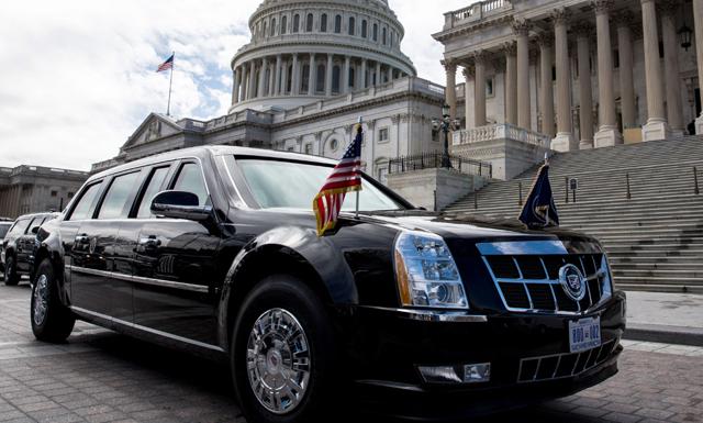 6 otroliga fakta du inte visste om president Obamas superbil