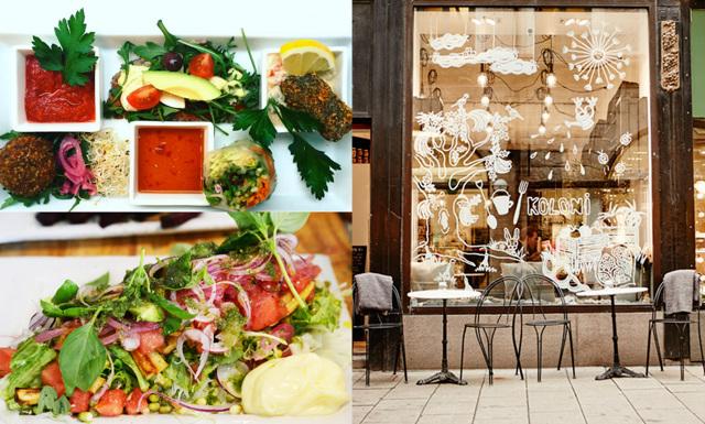 Här äter du den bästa ekologiska maten i Stockholm