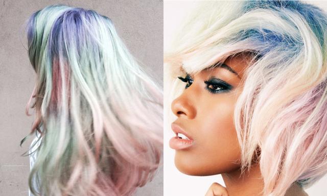 Senaste hårtrenden: Så enkelt fixar du pastellhåret