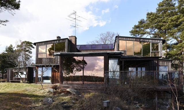 Nu säljer Mark Levengood sitt mångmiljonarv: Villa Soludden!