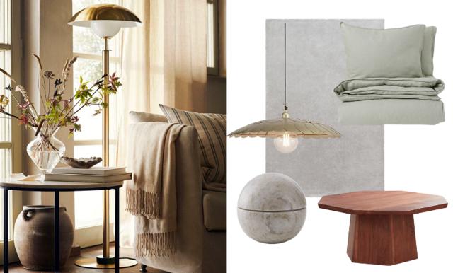 Inred med harmoniska färger – 21 köp som skapar lugn i ditt hem