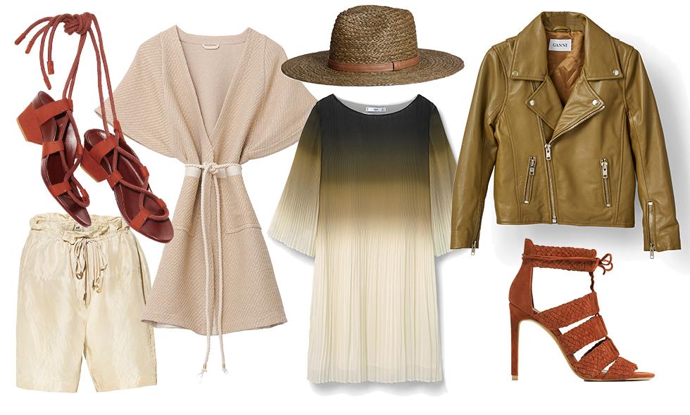 Klä dig i naturnära färger våren 2016 –  28 plagg som fixar looken