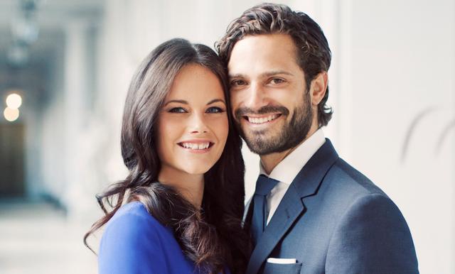 Prins Carl-Philip och Prinsessan Sofia har fått sitt första barn