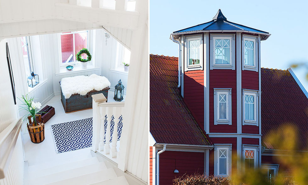 En sommardröm på Öland med världens finaste utsikt