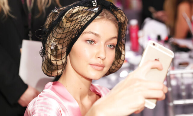 Hudläkare: Dina selfies kan skada din hy