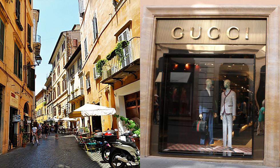 shopping rom